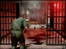 Screenshot from Manhunt 2, AP
