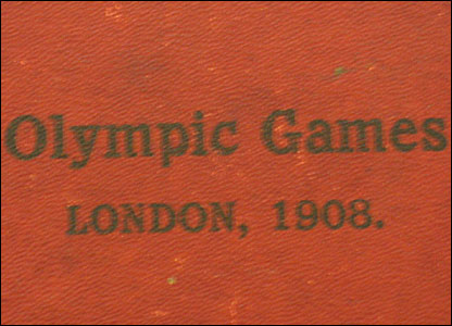 The Olympic Games, London 1908