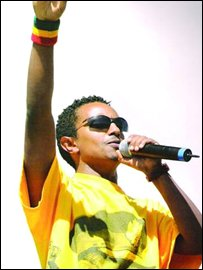Teddy Afro (Image: www.cyberethiopia.com)