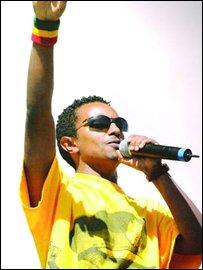 Teddy Afro (Image: www.cyberethiopia.com)