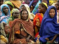 Mujeres de Darfur