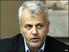 Davoud Danesh-Jafari, file picture from November, 2007