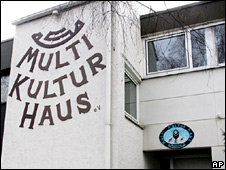 The Multi-Kultur-Haus in Neu-Ulm, southern Germany (file image)