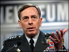 Gen David Petraeus (April 2008)