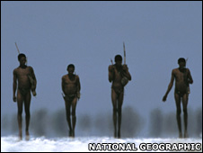 Hunter-gatherers (National Geographic)