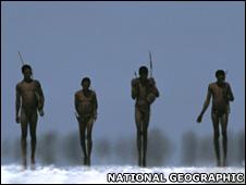 Hunter-gatherers (National Geographic)