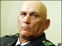 الجنرال ريموند اوديرنو