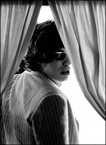 Mick Jagger, New York, 1966. Copyright: 1966 Paul McCartney. Photographer: Linda McCartney