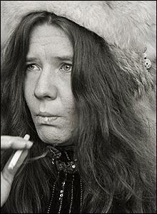 Janis Joplin, San Francisco, 1967. Copyright: 1967 Paul McCartney. Photographer: Linda McCartney