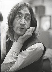 John Lennon, London, 1968. Copyright: 1968 Paul McCartney. Photographer: Linda McCartney