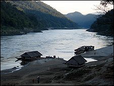 River Salween (Image: BBC)