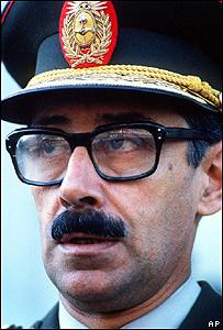Ex gobernante militar Jorge Rafael Videla, AP