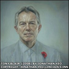 Tony Blair by Jonathan Yeo