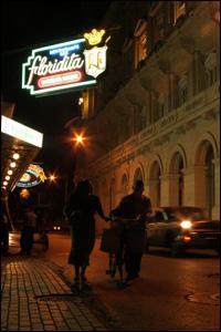 Bar El Floridita, Havana, Cuba
