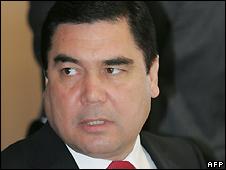 Kurbanguly Berdymukhamedov - 5/11/2007