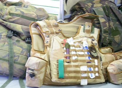 Medical emergency gear