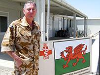 Lt Col Kevin Davies