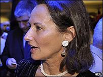 Ségolène Royal, AFP