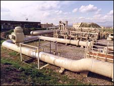 Iraq oil pipeline