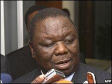 MDC Morgan Tsvangirai