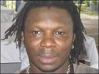 Sierra Leone coach Ahmed Kanu