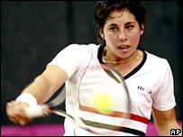 Carla Suarez-Navarro