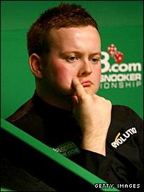 Former Crucible champion Shaun Murphy