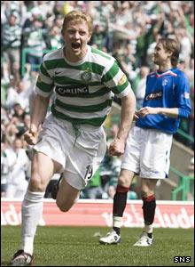 Robson celebrates