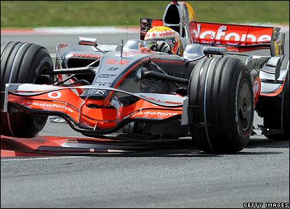 The McLaren of Hamilton
