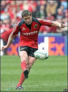 O'Gara strokes Munster