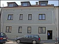 La casa donde vivía Joseph F.
