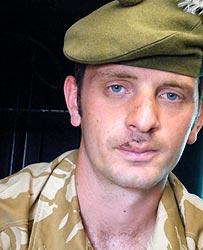 Lance Corporal Jamie Dougal