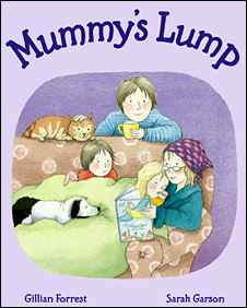 Mummy's Lump book cover