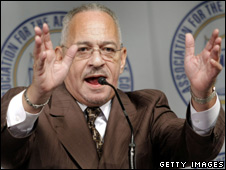 Rev Jeremiah Wright at the Detroit NAACP annual Fight For Freedom Fund Dinner