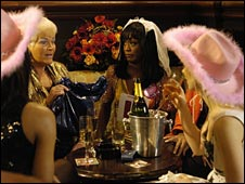 EastEnders' hen night