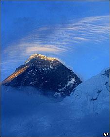 Mount Everest (file photo)