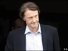 Jim Ratcliffe. Pic by PA