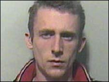 Leigh David Melton (from Thames Valley Police)