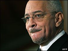 Reverend Jeremiah Wright at the National Press Club, Washington DC, 28 April 2008