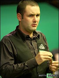 Scotland's Stephen Maguire