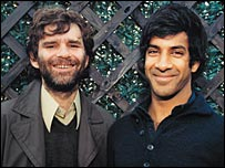 Fred Poulet and Vikash Dhorasoo