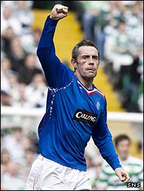 Rangers defender David Weir