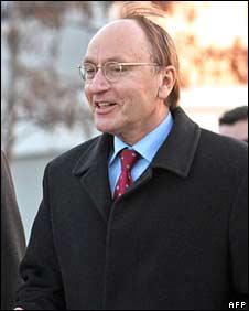 Special Representative of the Secretary General at the United Nations Mission in Kosovo (UNMIK) Joachim Ruecker