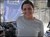 Erika Rubino (Foto: Lourdes Heredia)