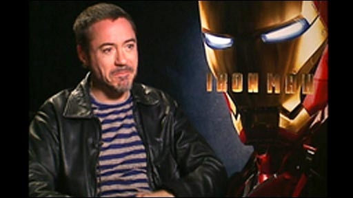 robert downey jr. iron man. Robert Downey Jr on Iron Man