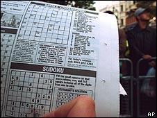 Sudoku in a paper