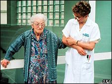 Specialist Parkinson's nurse