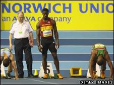 Norwich Union sponsors UK athletics
