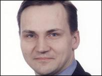 Poland's Foreign Minister