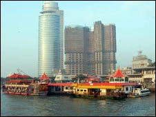 The harbour at Xiamen, Fujian province, file image